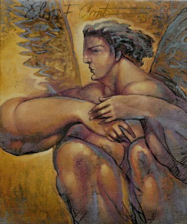 """""""Archangel"""" by Elias Federico Acostas - Raffle Prize"""